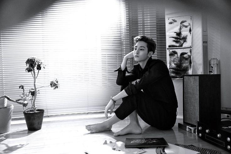 Lee Soo Hyuk for Marie Clare Korea, Jan 2016