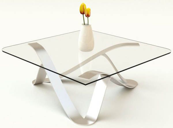 Best 10 Contemporary glass coffee tables ideas on Pinterest