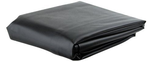 Black Leatherette Pool Table Covers - 8.5 Foot by Ozone Billiards. $53.59. Finally, a high quality affordablefitted black 8.5ft pool table cover for everyone. Our 8.5 foot Black Leatherette Pool TableCover features high quality vinyl with leatherette finish and double-stitched reinforced seams.Coverhangs 7 1/2 from the top. Protect your investment from dust, fading, spills andpet hair. Please make sure tomeasure the outside of your table to ensure you are ordering th...