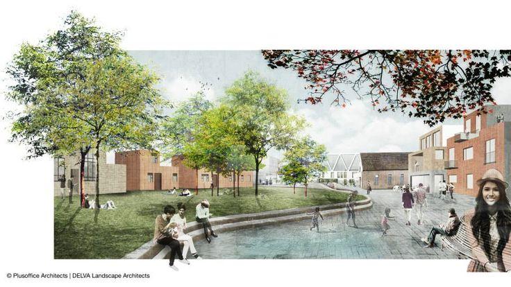 Het Nederlands-Belgische team DELVA Landscape Architects en plusoffice architects heeft het masterplan De Tuinen van Puurs gepresenteerd. Het centrum van de Vlaamse plaats wacht de komende jaren een grote vernieuwing. Zo worden er vijf tuinen toegevoegd aan de openbare ruimte en worden publieke functies zoals het cultureel centrum vernieuwd en verweven met nieuwe woonontwikkelingen.