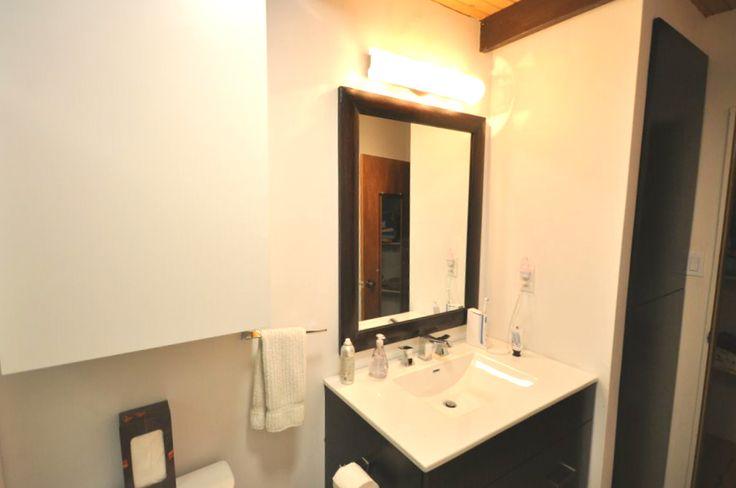 Big Bay Cottage Bathroom - Before & After