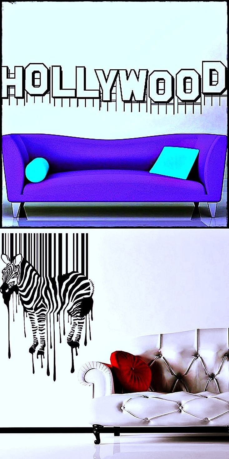 Wall Decals Are They The Perfect Stick On Design With Images