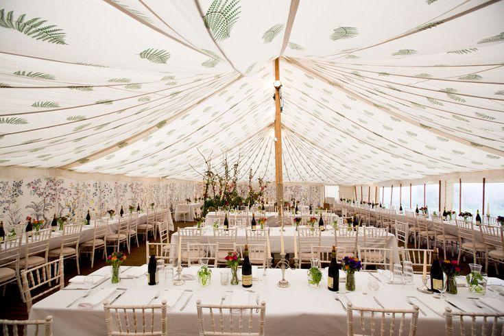 Tent, Rachel Chandler Tom Guiness Wedding
