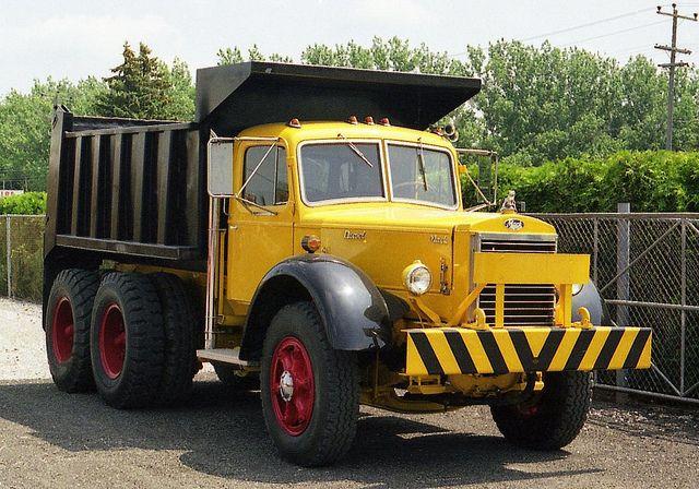 1947 Mack Dump Truck | by carphoto