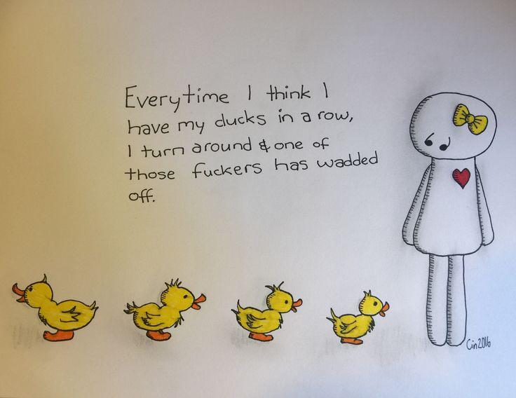 Blob; ducks