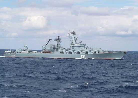 В зимнем периоде обучения корабли и подводные лодки ЧФ прошли более 400 тыс. морских миль