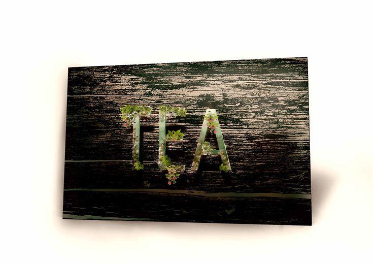 A Darker Tea on Behance