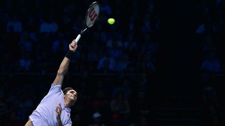 Copa Masters 2017: Federer rompe la banca y ya es el deportista que más dinero acumula de la historia | Marca.com http://www.marca.com/tenis/copa-masters/2017/11/15/5a0c961b268e3e1b398b4626.html