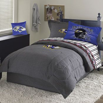 baltaimore ravens boys bedroom nfl baltimore ravens queen sheet set bedding sheets set