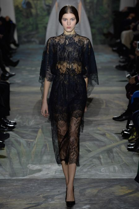 Valentino Spring 14 Couture