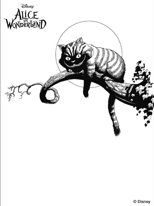 Tim Burton S Alice In Wonderland Coloring Page We Re Tim Burton Coloring Pages