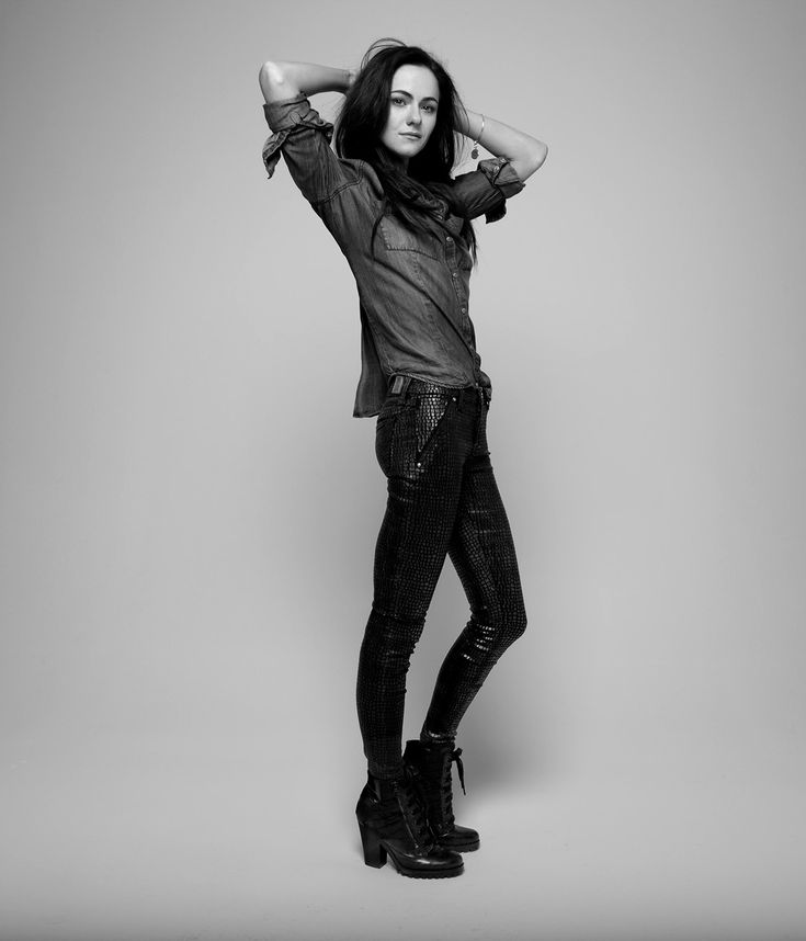 Alexandra Park of The Royals in #GUESSJeans as seen in the @Imagista interview