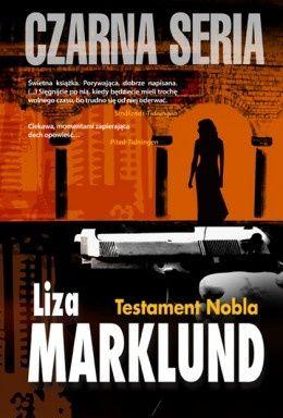 Okładka książki Testament Nobla