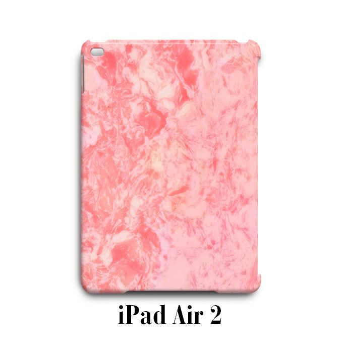 Red Marble iPad Air 2 Case Cover Wrap Around