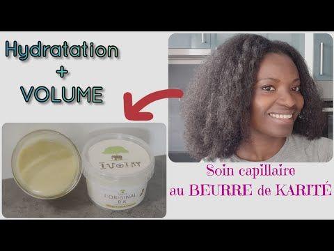# 27. Sécher les cheveux avec du beurre de karité – cheveux crépus, bouclés et bouclés  – Beauté