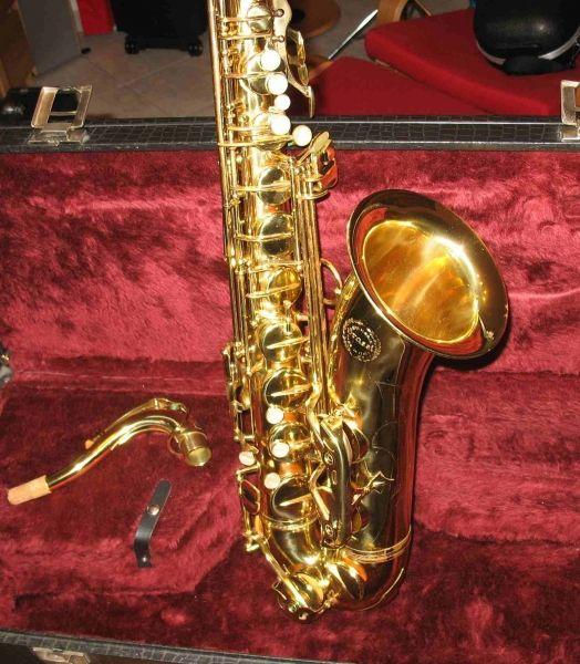 Sax Tenore GRASSI Professional 2000 Perfetto (Garanzia)