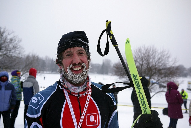 One More Tri During Winterlude - My race report from the 2013 Winterlude Tri in Ottawa.