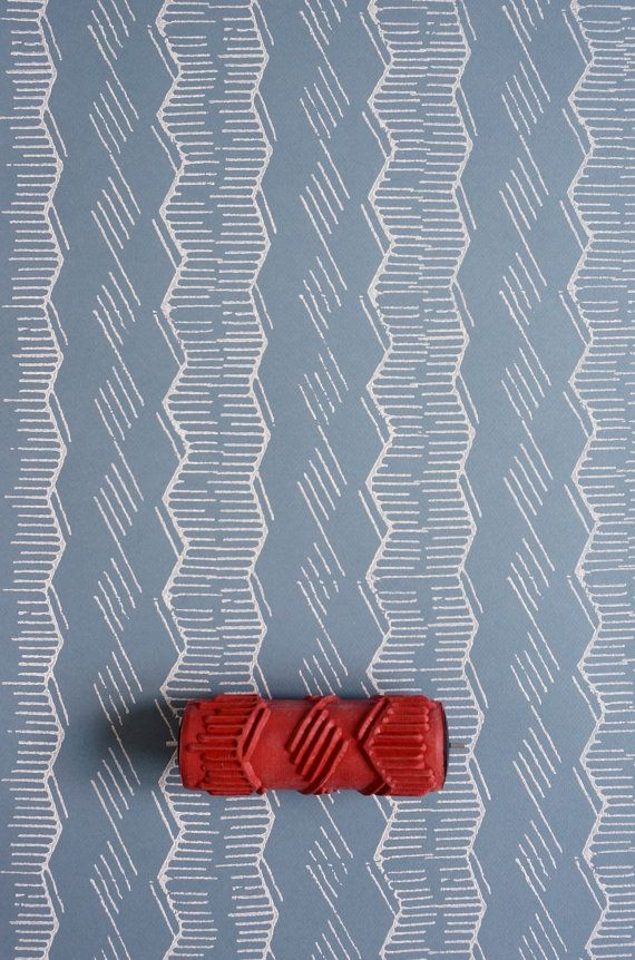 Patterned Paint Roller No.14 from Paint & Courage