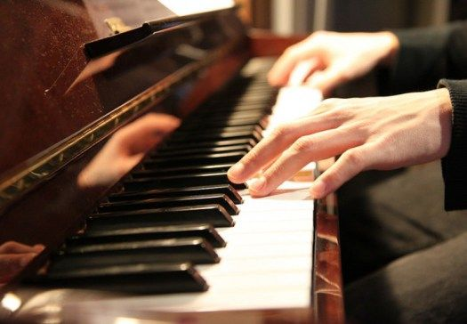 How to play piano by ear | Good Health is Above Wealth