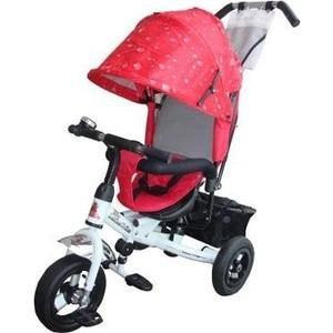 Lexus Trike Next Pro Air (MS-0526) бело-красный  — 7800р. ------ Размеры (ВхШхГ) 450x275x590 мм    Возраст ребенка От 1 года  Дополнительная информация  Трехколесный велосипед Lexus Trike Next Pro Air подходит для детей от 1 года. Велосипед обладает ручкой управления, чтобы родители могли контролировать езду ребенка, -защитным колясочным тентом, чтобы спасаться от дождя и палящего солнца, -высоким комфортным сиденьем с возможностью регулировки и большие надувные колеса... Детский велосипед…