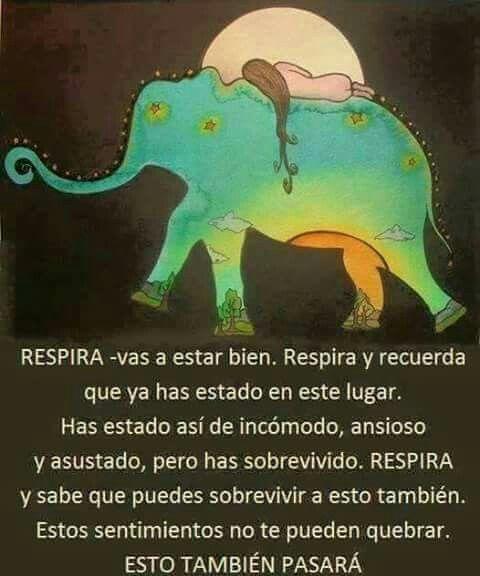 ...RESPIRA...                                                                                                                                                                                 Más