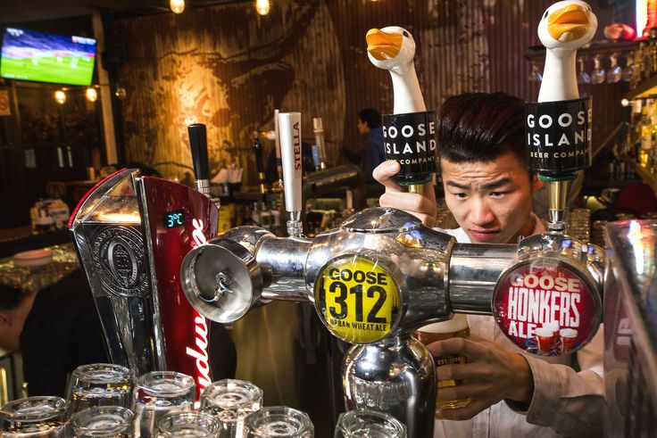 AB InBev, the global giant that owns Budweiser wants to dominate the craft-beer market in China.