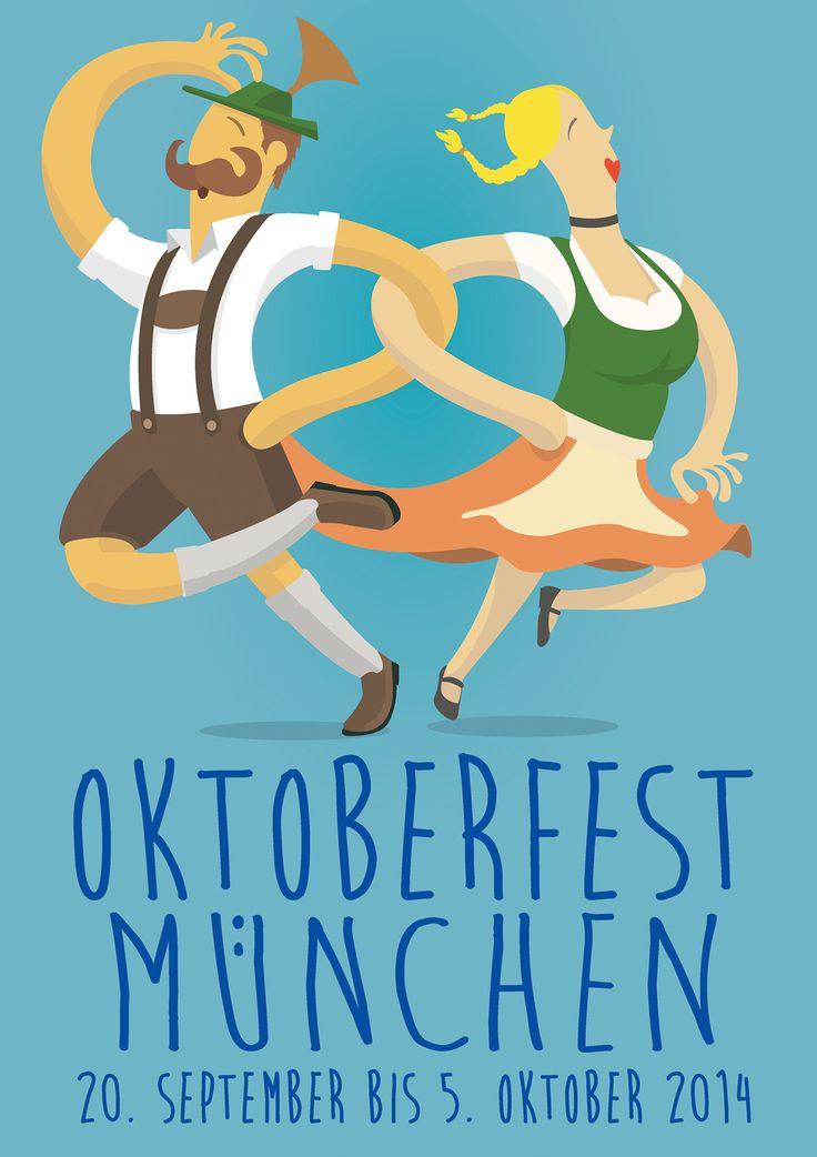 Poster | Oktoberfest on Behance