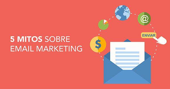 Existem algumas práticas menos éticas, mas quando bem feito o email marketing pode realmente beneficiar o seu negócio. Eis 5 mitos sobre email marketing.  http://designportugal.net/5-mitos-sobre-email-marketing/