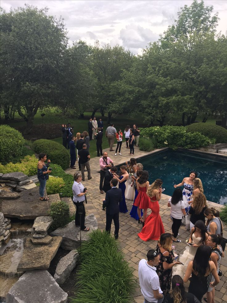 Pre-prom at the house