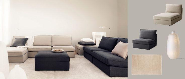 20 best images about kivik ikea sofa on Pinterest