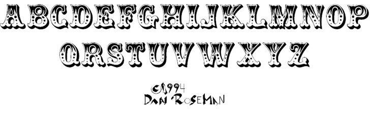 ... Fonts Fonts, Nautical Fonts, Beautiful Fonts, Free Fonts, Circus Font