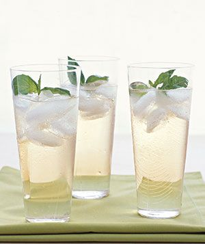 Basil Lemonade - just add vodka for a great cocktail...