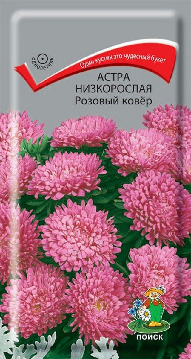 Семена «АСТРА Розовый Ковер», 0.2 г