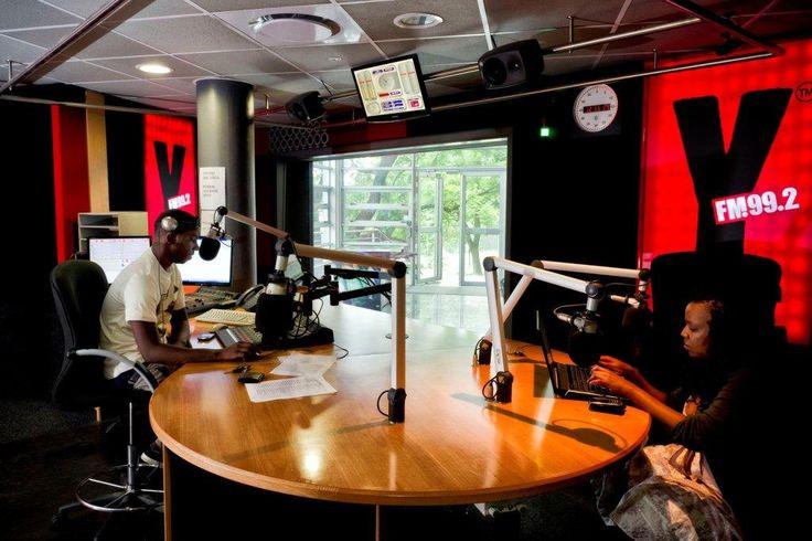 Yfm Radio Studio Radio Studios Pinterest Radios And