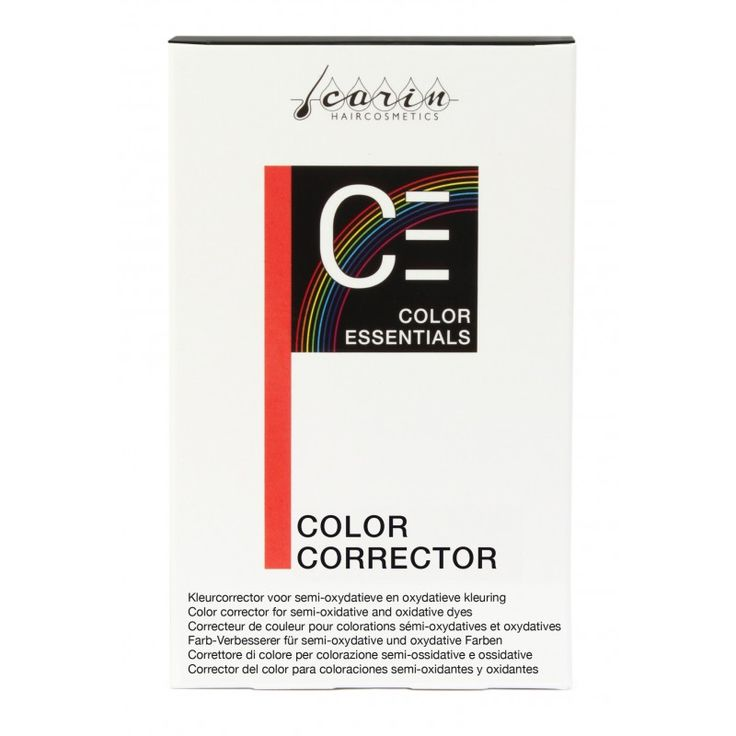 Color Corrector - decapant
