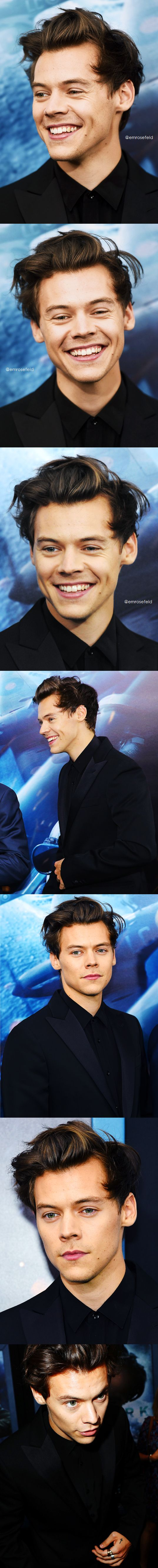 Harry Styles | Dunkirk premiere NY 7.18.17 | emrosefeld |