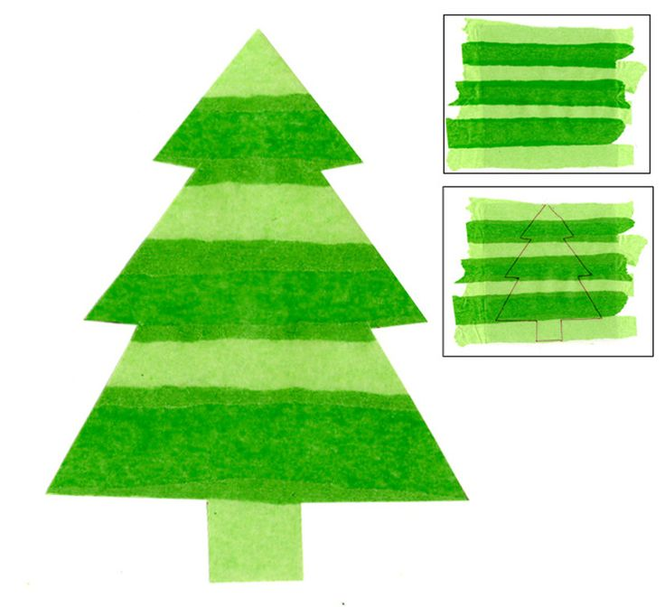 3rd grade christmas art projects | ve seen some really beautiful decorations made from just clear ...