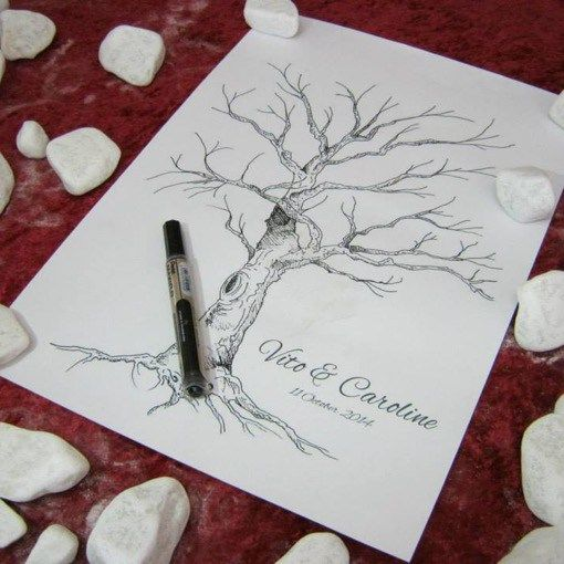 custom-sketched-fingerprint-tree