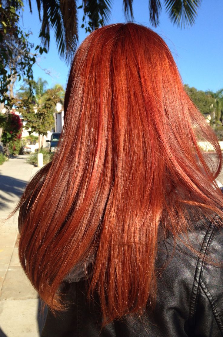 Art color hair - Copper Hair Color Schwarzkopf