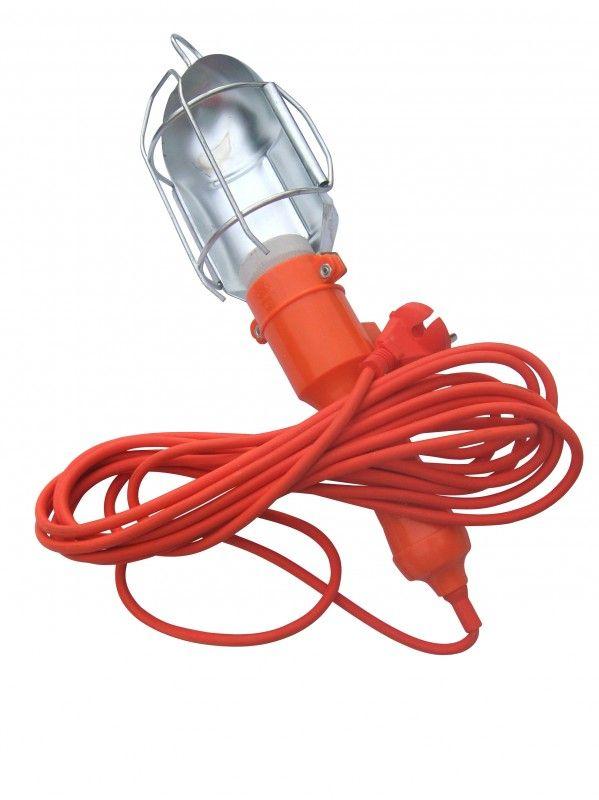 Looplamp oranje 5 meter snoer | Verlichting kinderkamer | Tante Ted