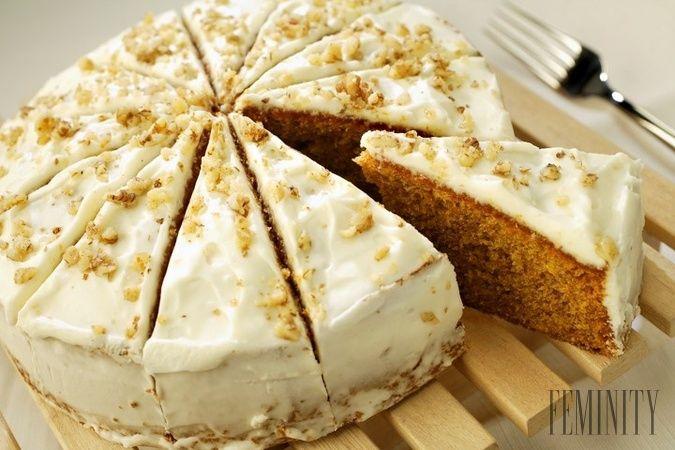Mrkvová torta, o akej sa vám ani nesnívalo: Toto jednoducho musíte vyskúšať