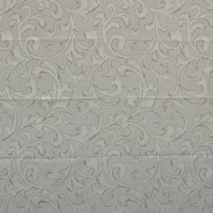 Warwick Fabrics : ANTONIA, Colour PEWTER