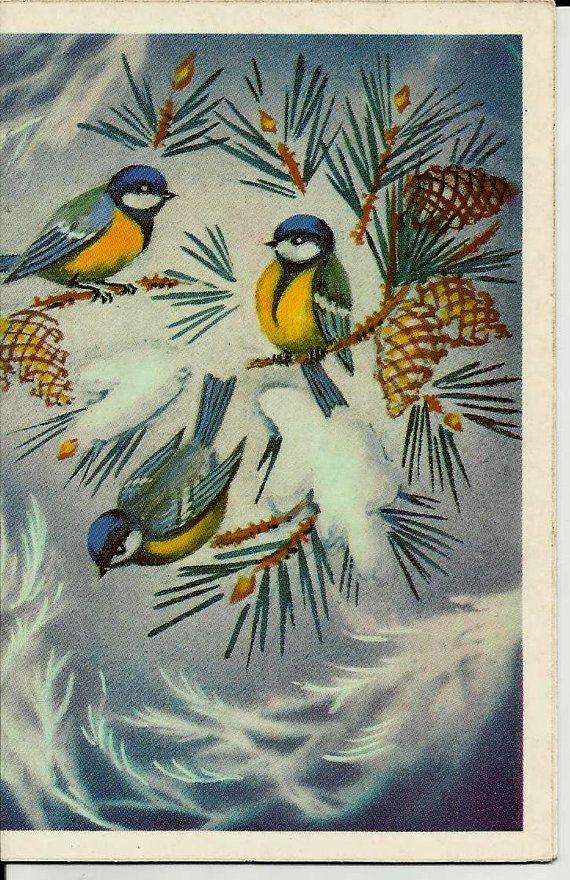 Bids - Vintage Russian Postcard USSR Soviet cards