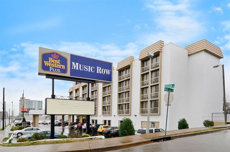 $312 CAD per night Best Western Plus Music Row, Nashville