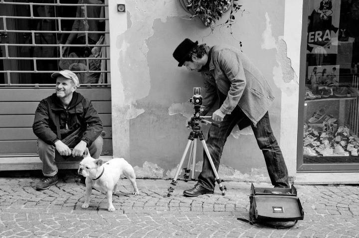 Andrea Pacioni... in azione
