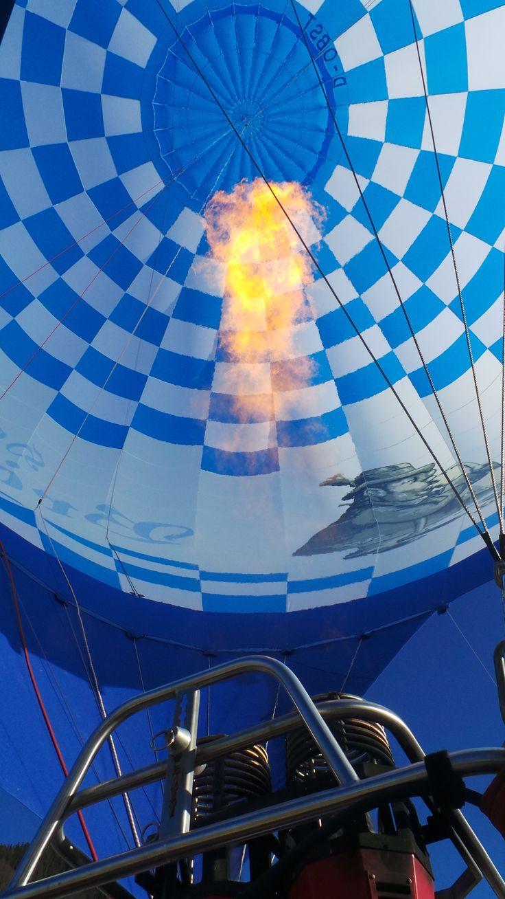 Der neue Buzi Ballon kann bis zu 8 Personen transportieren und ist nicht nur ein Erlebnis, sondern auch eine ganz besondere Geschenkidee.  http://www.facebook.com/braustuberl