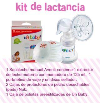 Kit de Lactancia