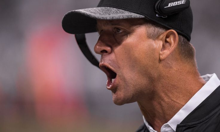 Ravens' coach John Harbaugh says fumble-touchback rule should be changed = Head coach John Harbaugh had to watch on Sunday as Ravens' LB C.J. Mosley picked off a pass from Redskins' QB Kirk Cousins and tried to run it back for a score. He dove and reached for the pylon. Unfortunately for him, he.....