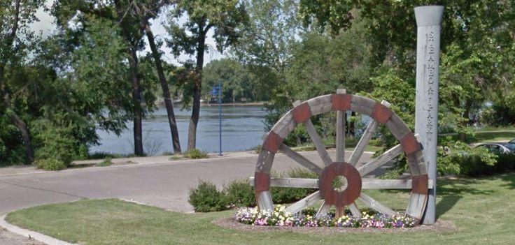 Recreation Steamboat Park Bismarck North Dakota