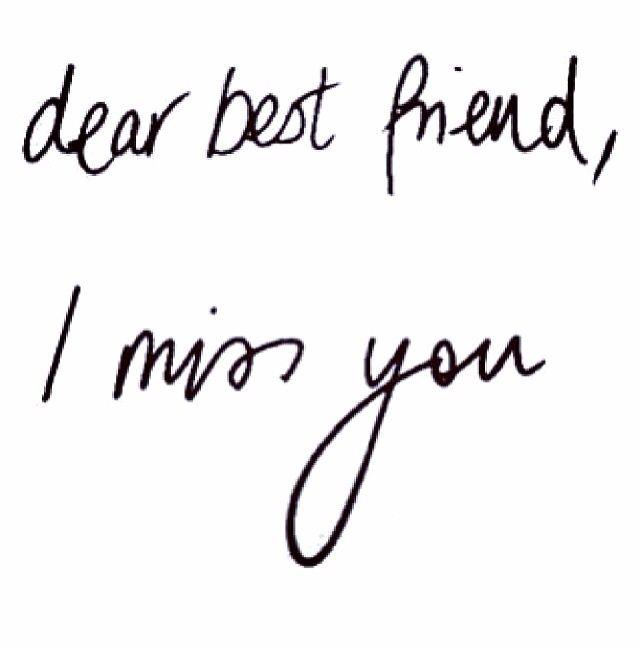 Quotes Dear Friend Tagalog: 25+ Best Ideas About Dear Best Friend On Pinterest